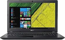 "Acer Aspire 3 15.6"" 1tb HDD 4gb RAM Windows 10 AMD A6 Laptop Computer Black"