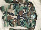 Panama invasion US Army Ranger Jacket 3RD BN Wood Land Camo