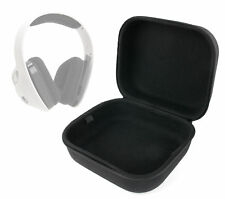 Large Matte Black EVA Storage Case for Skullcandy SLYR XBOX One Gaming Headset