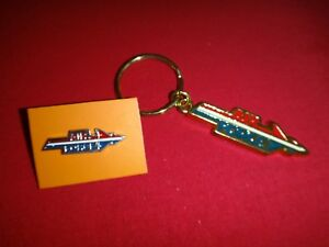 Set Of US AIR FORCE Tie Pin + USAF Keychain NEW