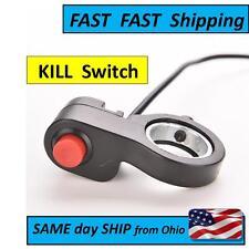 Motorcycle Handlebar 7/8'' ATV Bike Horn Starter Kill Switch On Off Button - US