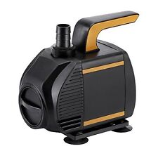 580Gph,35w Water Pumps Submersible Pump, Higher Speed Flow Fountain With Ft For