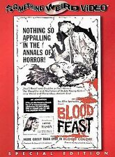 Blood Feast (DVD, 2000, Special Edition)