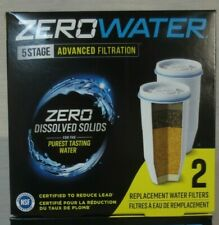 ZeroWater Replacement Filters 2 Pack