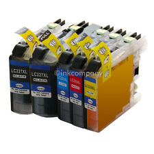 5 XL Tinte Patronen für den Drucker LC223 DCP J562DW MFC J480DS J680DW J5320DW