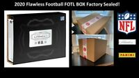2020 Panini Flawless FOTL NFL Football. Factory Sealed. In hand. Free shipping.