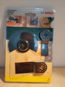 Bosch OIS Starter Set für Multifunktionswerkzeuge Holz ACZ 85EC AIZ...