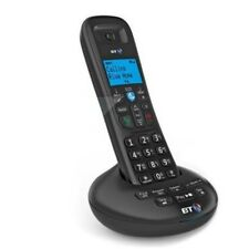 BT 3570 Digital Cordless Answerphone With Nuisance Call Blocking, single