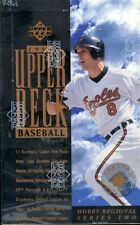 1994 UD UPPER DECK SERIES 2 EASTERN REGION HOBBY SEALED BASEBALL BOX