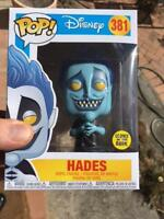 Exclusive Hades Glow GITD Funko Pop Vinyl New in Box