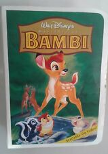 Vintage 1996 McDonalds Happy Meal Toy Disney Masterpiece Bambi Posable Figurine