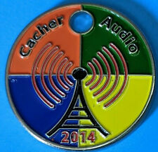 #30566 - Cacher Audio - 2014 - Geocaching Pathtag