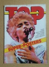 MADONNA / ANNIE LENNOX Original Vintage French Top Super-Posters Postermag 1987