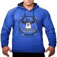 Details about  /BIG SM EXTREME SPORTSWEAR Bodybuilding Sweatshirt jacket Hoody 4570