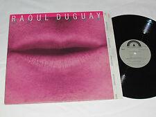 RAOUL DUGUAY Douceur LP Les Disques Trente-Trois T-3 Quebec French Vinyl Album
