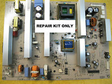 LG Plasma TV Power Supply PCB# EAY43533901 Repair Kit