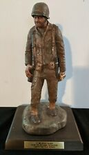 1970s Rocky Bleier Football Pittsburgh Steelers  Army Recruiters Trophy
