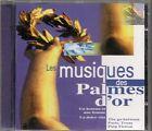 CD COMPIL 14 TITRES--LES MUSIQUES DES PALMES D'OR