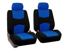 Cubre Asientos Forros Cobertores De Carro Coche Autos Universal Funda Azul NEW
