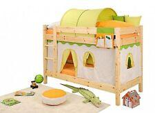 Kinder-Stockbetten mit Natur-Motiv für Jungen & Mädchen