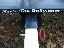 Brand New 2018 Master Tow Dolly Loaded with Radials, Straps, LED's & Warranty NR
