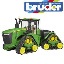 Bruder John Deere Tractor 9620RX y pista cinturones Childrens Agricultura Juguete escala 1:16