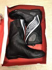 Frey Daytona Evo Sports GTX Gore-Tex Gunmetal Motorcycle Boots EU 45 US 10.5