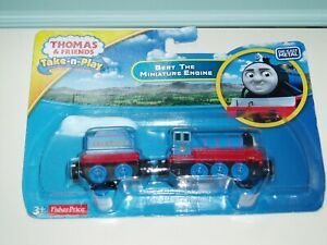 2015 New Thomas & Friends Bert the Miniature Engine Take-n-Play Die-Cast Mattel