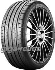 4x Sommerreifen Dunlop SP Sport Maxx GT 225/35 ZR19 88Y XL BSW MFS