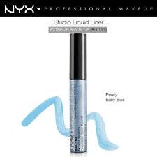 NYX Liquid Blue Eye Makeup