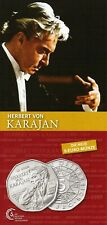 Folder 5 Euro - Herbert von Karajan ( 2008 )
