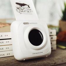 Bolsillo Profesional Inalámbrico Bluetooth teléfono móvil 4.0 Impresora fotográfica instantánea Reino Unido