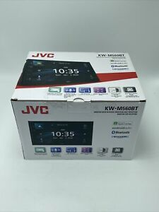 JVC KW-M560BT Bluetoth Car Stereo Digital Multimedia Receiver