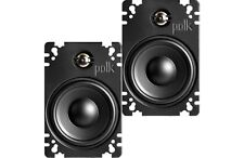 "Polk Audio DXi461p - 4""x6"" plate 2-way marine certified car speakers"