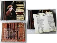 BILLY JOEL Best .. Rare 1980er Japan CD TOP No Barcode