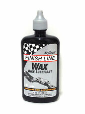 FINISH LINE KRYTECH WAX BIKE BICYCLE CHAIN LUBE 4oz.