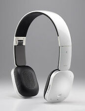 mWorks mPulse The Rock Bluetooth v4.0 Stereo Headset - Retail Packaging - White