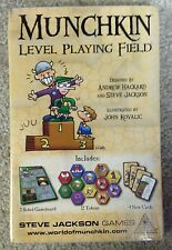 Munchkin Level Playing Field By Steve Jackson Games