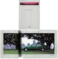Mercedes Benz C-Class 180 200 220 250 280 Saloon 1993-95 Original UK Brochure