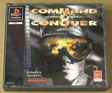 Videogame Command & Conquer PSX PS1 PSONE USED LIKE NEW