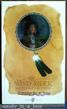 Wind Rider Barbie Doll Gold Label Exclusive Native American ""