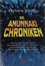 DIE ANUNNAKI CHRONIKEN - Zecharia Sitchin BUCH - NEU