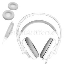 Headphones Gray Headband with Earpads for Steelseries Siberia V1 V2 V3 Gaming
