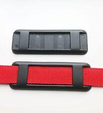 25mm Shoulder pads fits 25mm Webbing x 2