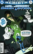 Hal Jordan And The Green Lantern Corps #14 Nowlan Variant DC Comics 2017 Rebirth