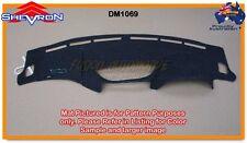 Black Dashmat for SUBARU Forester SH 1/2008-12/2013 Dash Mat DM1069