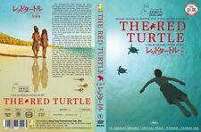 The Red Turtle (2016 Film) ~ DVD ~ Studio Ghibli ~ Michael Dudok de Wit