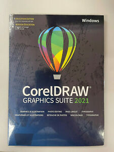 CorelDRAW Graphics Suite 2021 for Windows Academic - DOWNLOAD
