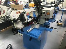 Mach Cut Mitre head  G 280mm capacity bandsaw  Gravity Feed.  Double Mitre