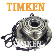 Jeep Wrangler 2011-2016 Front Wheel Bearing and Hub Assembly Timken HA590482